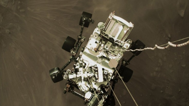 Marsový vrtuľník nakoniec nevzlietol, mal technické problémy