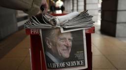 Zverejnili detaily o pohrebe princa Philipa, bude bez verejnosti