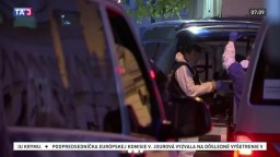 Zadržali podozrivého z príprav teroristického útoku vo Viedni