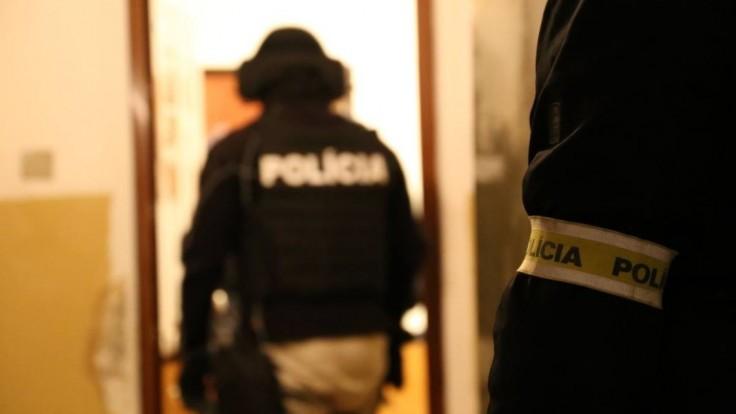 Počas protidrogovej akcie na Liptove zaistili kokaín a marihuanu