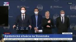 TB E. Hegera, I. Matoviča a V. Lengvarského o epidemickej situácii na Slovensku