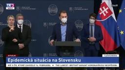 VIDEO Matovič sa sťažuje: Kým neprejde nenávisť, o Sputniku hovoriť nechce