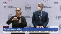TB ministra zdravotníctva V. Lengvarského o vakcíne Sputnik V a pondelkových zmenách