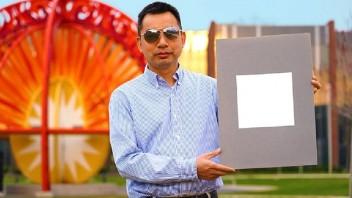 Najbelšia farba na svete môže mať chladiaci účinok ako klimatizácia