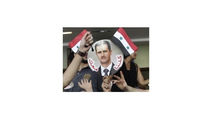 Sýrsky prezident vraj plánuje útek, zaobstaral stovky bytov