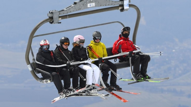 O lyžovačku je po uvoľnení záujem, do Jasnej sa hrnú tisícky ľudí