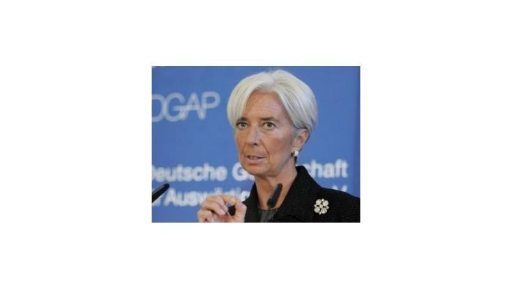 MMF: Rast slovenskej ekonomiky sa tento rok spomalí na 2,6 %