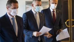 Hlas-SD doručí prezidentke podpisy občanov, tá chce referendum preveriť