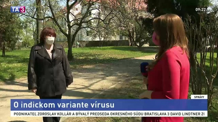 Virologička: Zavlečenie indického variantu na Slovensko je otázkou času