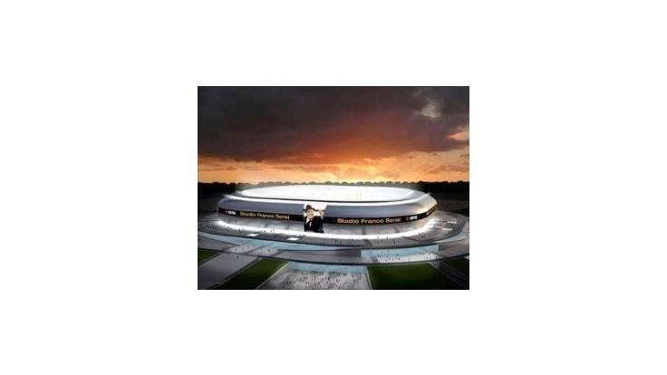 AS Rím bude mať vlastný 60-tisícový štadión za 200 miliónov