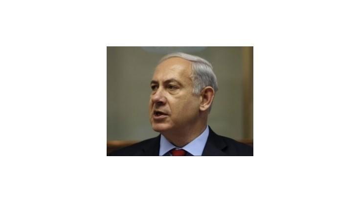 Izraelský premiér Netanjahu oznámil predčasné voľby