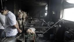 India je stále v kritickej situácii, na covidovom oddelení horelo