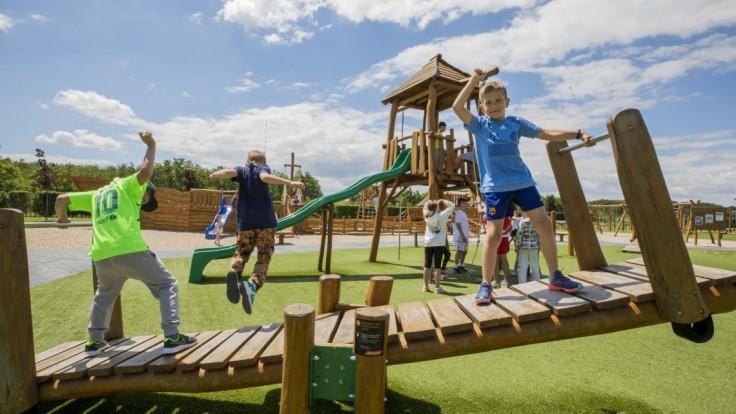 Rozhýbte vaše deti, letný tábor je najlepšou voľbou