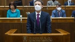 Hegerova vláda získala dôveru parlamentu