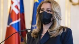 Čaputová akceptovala návrh vlády, šéfa SIS vymenuje vo štvrtok