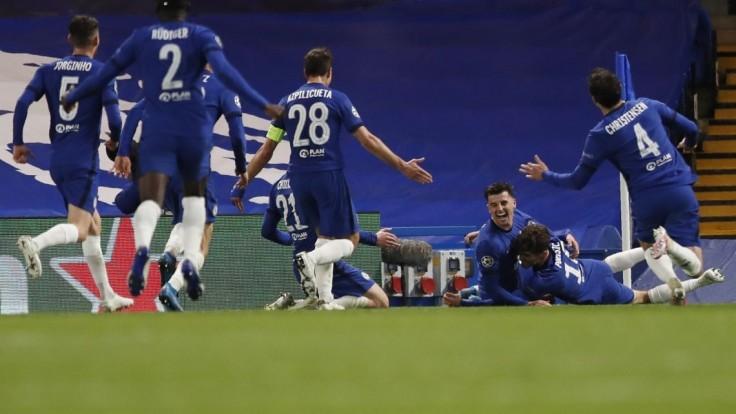 Liga majstrov zažije anglické finále. Podľa Zidana vyhrala Chelsea zaslúžene