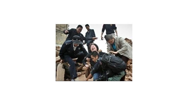 V Číne rastie počet prípadov násilného vysťahovania