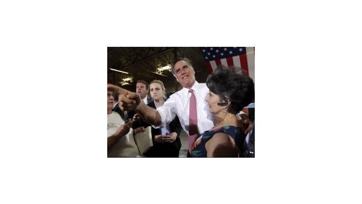 Matka padlého vojaka nechce, aby o ňom Romney rozprával