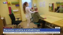 Liečba postcovidových pacientov: Niektorí sa učia chodiť, iní dýchať