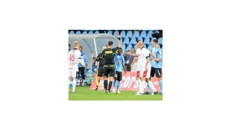Futbalová Nitra upadla do hlbokej krízy