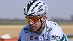 Sagan skončil v druhej etape Giro d