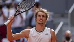 Víťazom turnaja Masters 1000 sa stal nemecký tenista Zverev