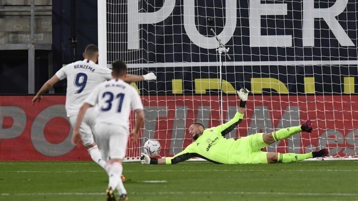 Real Madrid remizoval so Sevillou. Na Atletico stráca dva body
