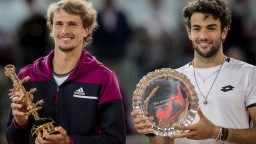 Zverev zvíťazil na Masters 1000 v Madride, zdolal Berrettiniho