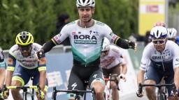 Prvé pódium na Gire: Sagan finišoval v 3. etape na treťom mieste