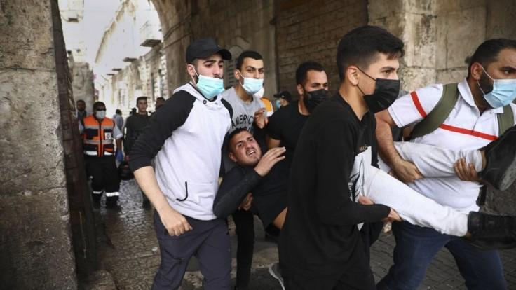 Izraelský nálet si v Gaze vyžiadal najmenej 20 mŕtvych vrátane deviatich detí