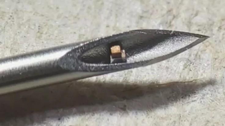 Najmenší jednočipový systém na svete sa dá streknúť do tela