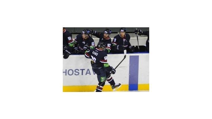 Slovan zvíťazil v Nižnekamsku
