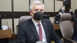 Korčok prijal ukrajinského ministra, hovorili aj o možnom vstupe do NATO