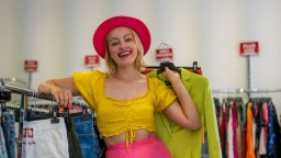 Prečo nakupovať v second handoch? Radí módna blogerka Stylemon