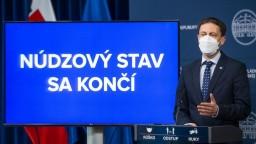 Núdzový stav sa na Slovensku končí, vyhlásil premiér Heger