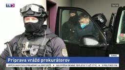 Bosniak obvinený z príprav vrážd prokurátorov je už na Slovensku