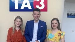 Nový moderátor V politike Rasťo Iliev: Prácu v štúdiu si užívam