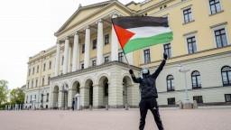 Na znak podpory Palestínčanov vyšli do ulíc ľudia na celom svete