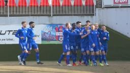 Nitra sa po štyroch rokoch lúči s Fortuna ligou. Rozhodla o tom prehra v Ružomberku