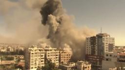 Laboratórium zničili nálety, v Gaze pozastavili testovanie na Covid