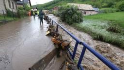 Obeťou prívalovej vlny v Rudne nad Hronom je bývalý starosta