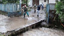 FOTO Rudno nad Hronom: Obrovská vlna ničila všetko, čo jej stálo v ceste