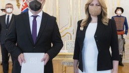 Prezidentka vymenovala nového šéfa Najvyššieho správneho súdu