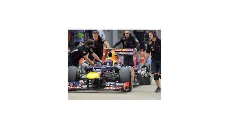 Webber vyštartuje z pole position na VC Kórejskej republiky