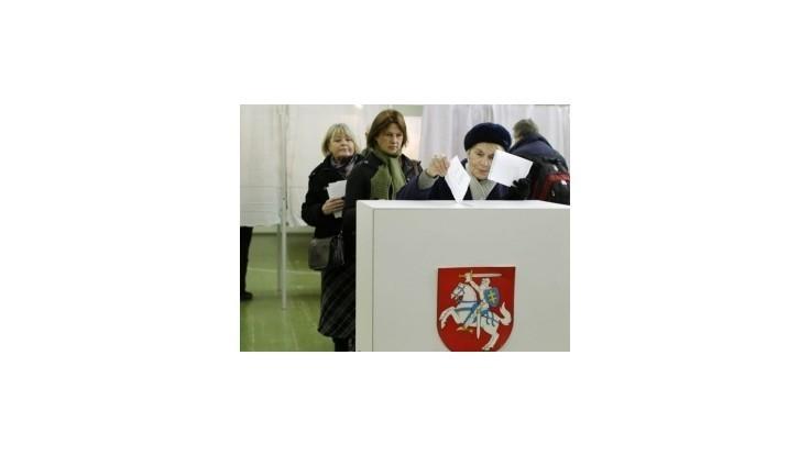 V litovských parlamentných voľbách sa očakáva víťazstvo opozície