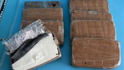 V odpadkových košoch našli kokaín za milión eur. Ukrytý bol v prepravkách s banánmi
