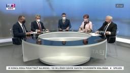 Koalícia u Mičovského ocenila sebareflexiu, Hlas v jeho riadení pozitíva nenašiel
