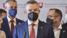 Pellegrini po zasadnutí parlamentu: Nič tajné nepovedali