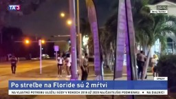 Streľba vo Floride si vyžiadala obete. Ozbrojení muži strieľali do davu pred klubom