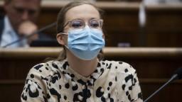 Marcinková zvažuje svoju budúcnosť v strane Za ľudí. Sklamalo ju konanie Remišovej